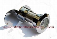 Brass door digitalelectronic viewer