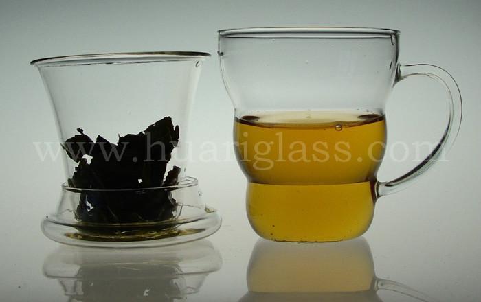 玻璃三件杯 2