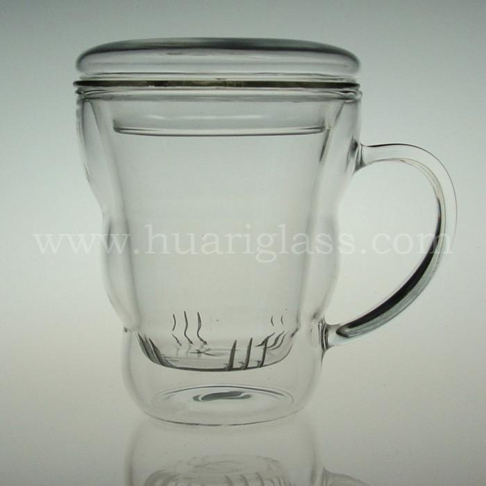 玻璃三件杯 3