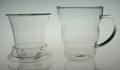玻璃三件杯 4