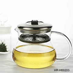 玻璃茶壺 花茶壺