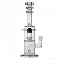 High quality glass bong-glass water pipe