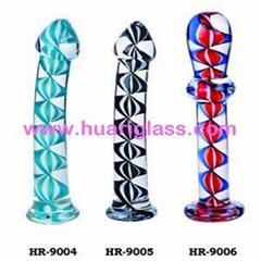 Pyrex Glass Dildos