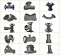 ductile iron pipe fittings 2
