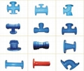 ductile iron pipe fittings 3