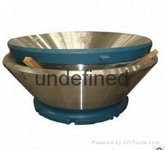 Crusher spare parts