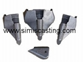 agricultural machinery or farm machine casting parts 5