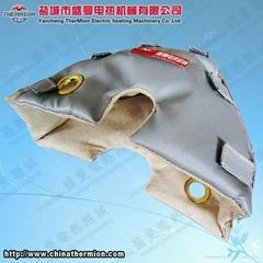 Energy saving heater jacket/blanket/cover