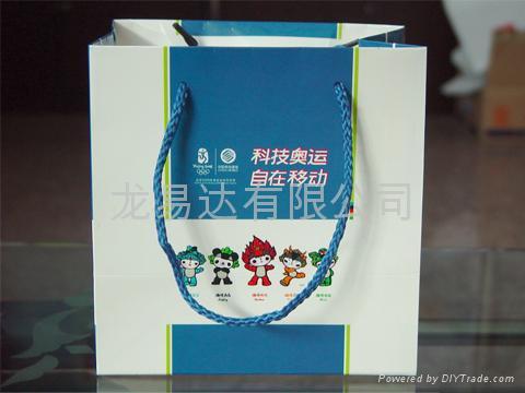 天津滨海新区手提纸袋   1