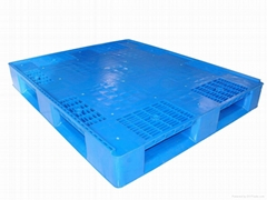 供應飲料行業專用塑料托盤墊倉板