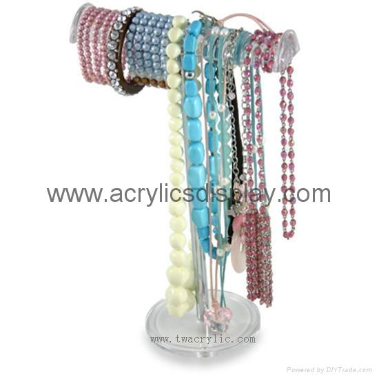 Jewelry Organizer Display Acrylic Displays Pop Display