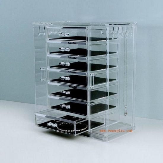 acrylic jewellery display stand