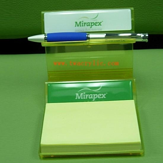 acrylic stationery display