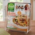 plexiglass acrylic leaflet holder