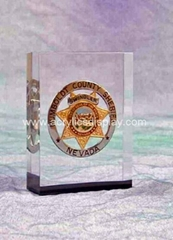 crystal plaques gifts