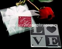 wedding favors wedding gifts coasters