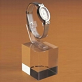 acrylic watch stand