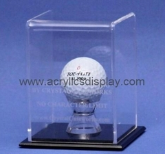 acrylic golf ball display case golf ball display rack