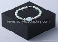 acrylic jewelry display block