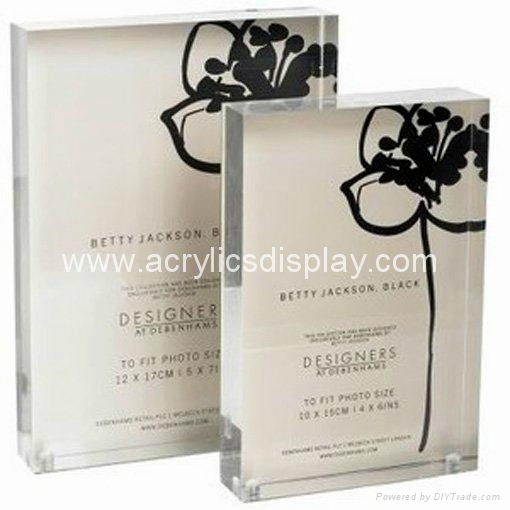 acrylic block frames - APW-09 - TW (China Manufacturer) - Promotion ...