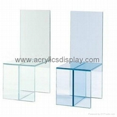 acrylic chair dining chair