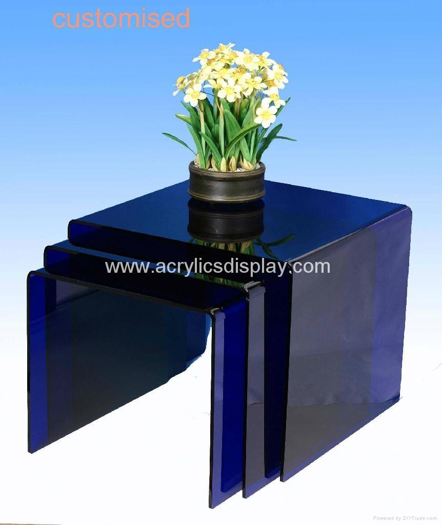 Acrylic Nesting Table Coffee Table Acrylic Nesting Table Coffee Table