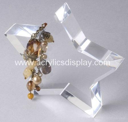 jewelry display block