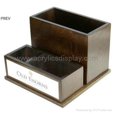 Wooden Table Tents WF TW China Manufacturer Promotion - Wooden table tents