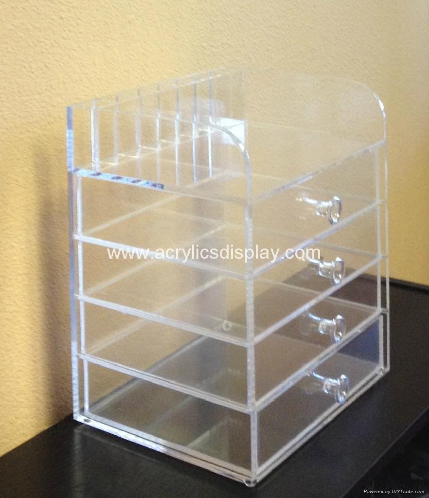 acrylic  cosmetic box