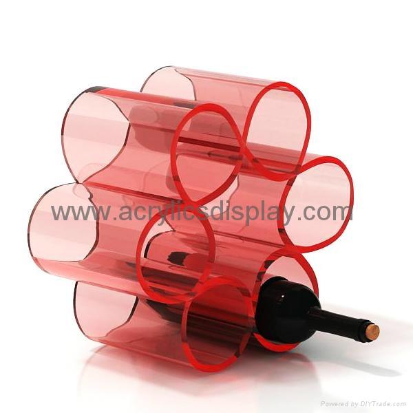 luxury acrylic wine box wine storage