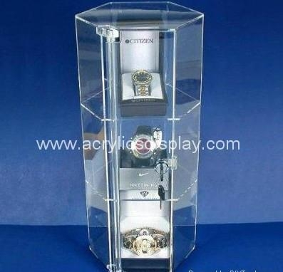 acrylic watch display cases