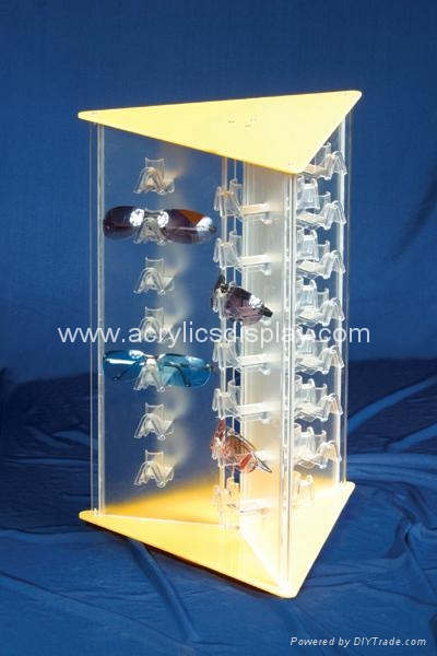 perspex eyewear display