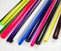 acrylic rod tubes
