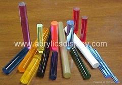 perspex acrylic rod