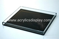 plastic acrylic bar trays