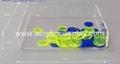 plastic acrylic organizer trays