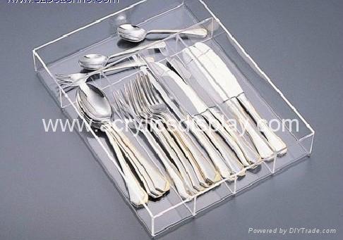 colored perspex tray plexiglass tray