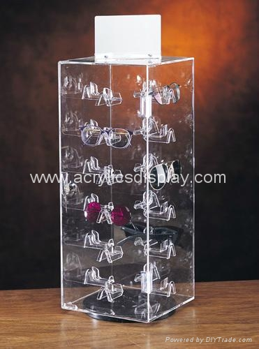 eyewear stand eyewear display