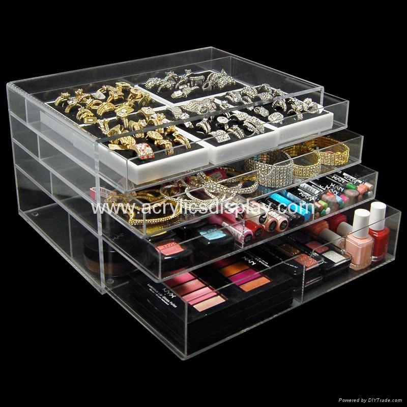 acrylic jewellery organizer