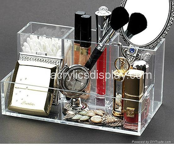 acrylic brush display box