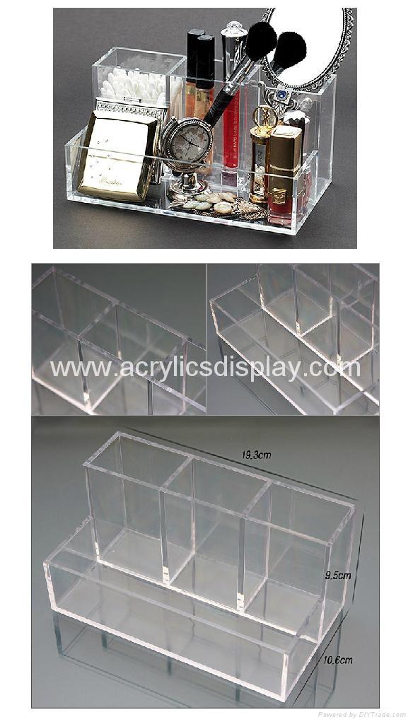 acrylic brush display case