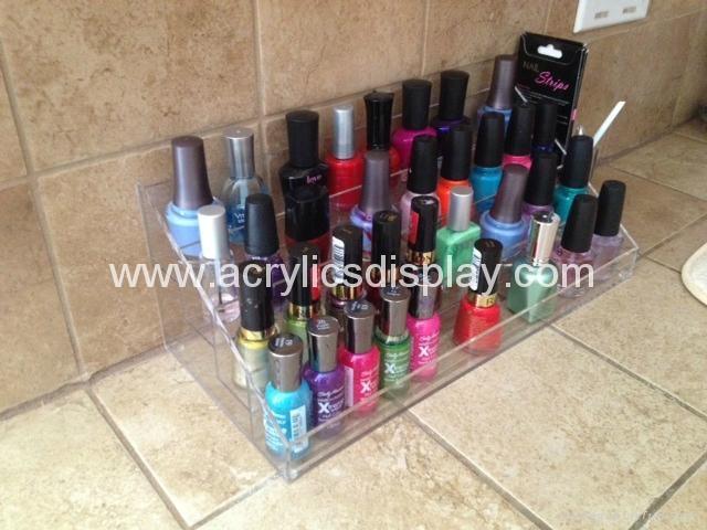 acrylic nail polish  organizer