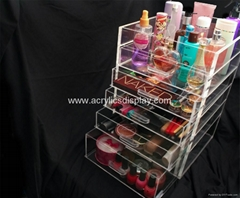 Custom Acrylic Makeup Organizer Cosmetic Organizer (Hot Product - 1*)