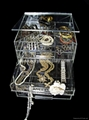 hot sell Jewelry Acrylic Organizer
