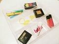 Acrylic cosmetic Tray Vanity Organizer
