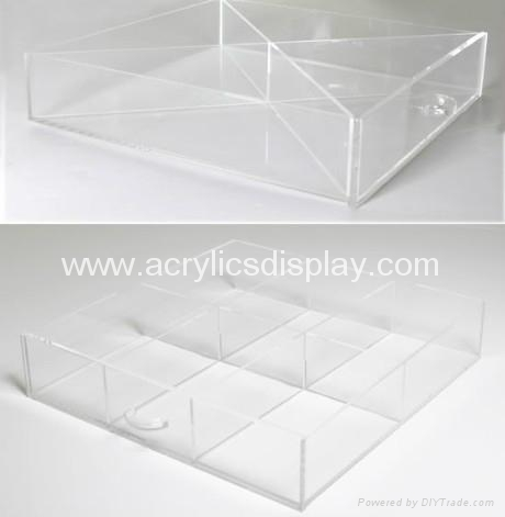 Acrylic Makeup  Box