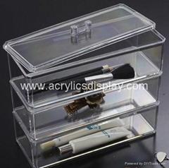 acrylic jewelry organizer jewelry case