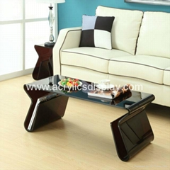 acrylic home furniture living room furniture