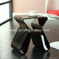 acrylic bar stool plastic stool