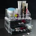 acrylic make up case